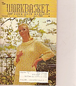The Workbasket and home arts magazine- April 1968 (Image1)