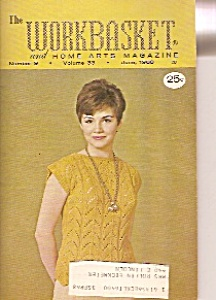 The Workbasket and home arts magazine -  June 1968 (Image1)