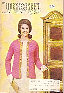 The Workbasket And Home Arts Magazine- January 1970