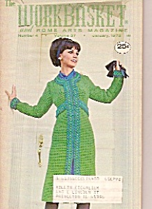 The Workbasket and home arts magazine -  January 1972 (Image1)