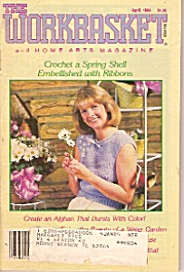 The workbasket and home arts magazine-  April 1984 (Image1)