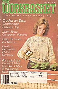 The Workbasket And Home Arts Magazine- April 1984