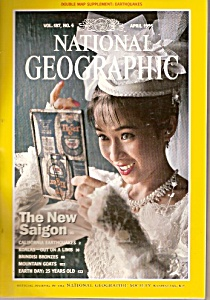 National Geographic -  April 1995 (Image1)