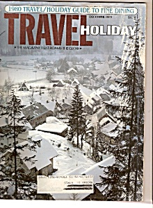 Travel Holiday - December 1979