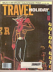 Travel Holiday - January 1980