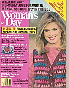 1981 Woman's Day Magazine February 10, 1981