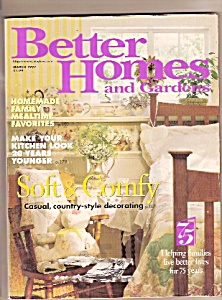 Better Homes and Gardens - March 1997 (Image1)