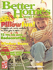 Better Homes and Gardens -  August 1997 (Image1)