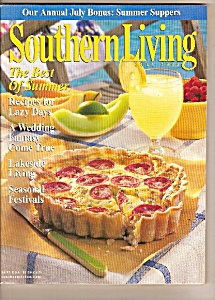 Southern Living -  July 1999 (Image1)