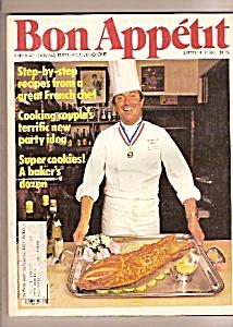 Bon Appetit -  September 1981 (Image1)