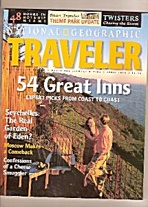 National Geographic Traveler - April 1999 (Image1)