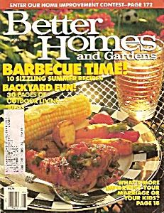 Better Homes And Gardens - June 1990