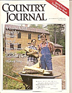 CountryJournal - September-October 1994 (Image1)