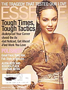 Essence - March 2002
