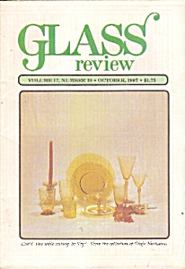 Glass review  - October 1987 (Image1)