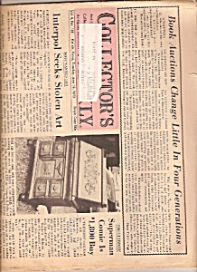 Collector's Weekly Newspaper - June 19, 1973