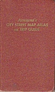Hammonds city street map Atlas & trip guide -  MCMLI (Image1)