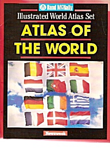 Rand McNally - Atlas of the world -  (1993-Newsweek) (Image1)
