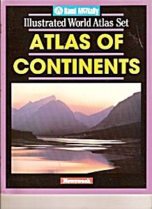 Atlas of Continents -  Rand McNally - Newsweek -1993 (Image1)