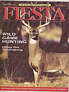 Fiesta magazine -  Alamo area  - Nove. 1992 (Image1)