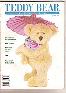 Teddy Bear Review -  August 1990 (Image1)