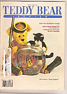 Teddy Bear Review -  March/April 1992 (Image1)
