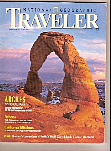 National Geographic Traveler -  November/December 1992 (Image1)