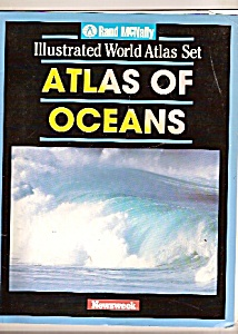 Atlas of Oceans - Rand McNally - Newsweek-  Copyright 1 (Image1)