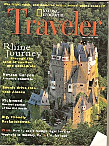 National Geographic traveler - May/June 1995 (Image1)