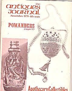 The Antiques Journal - November 1970