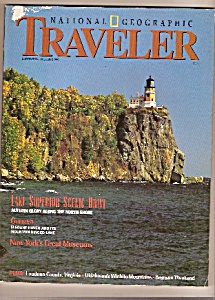 National Geographic Traveler - September/October 1993 (Image1)