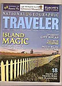 National Geographic Traveler - April 2000