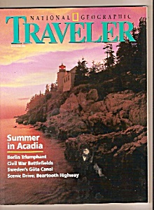 National Geographic Traveler -  May/June 1992 (Image1)