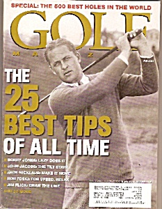 Golf magazine-  Jan. 2000 (Image1)
