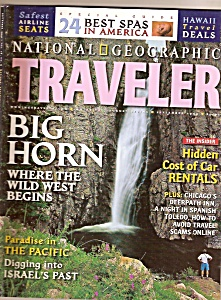 National Geographic Traveler -  September 1999 (Image1)