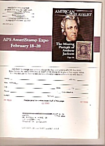 American Philatelist -  February 2000 (Image1)