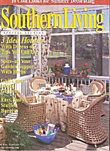 Southern Living  - August 1999 (Image1)