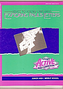 Group's ACTIVE BIBLE CURRICULUM  - copyright 1992 (Image1)