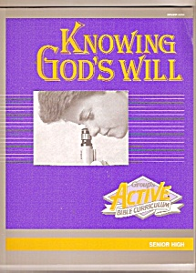 Group's ACTIVE BIBLE CURRICULUM  - copyright 1990 (Image1)