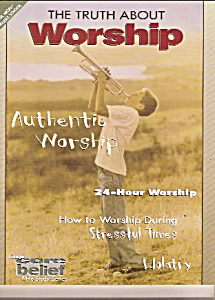 Bible study series - The Truth about worship- copyright (Image1)