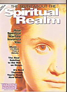 Bible Studies series -Spsiritual Realm  - copyright 199 (Image1)