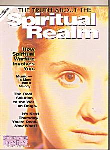 Bible Studies series -Spsiritual Realm  - copyright 199 (Image1)