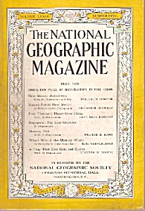 National Geographic May 1938 (Image1)