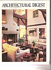 Architectural digest -  May 1988 (Image1)