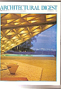 Architectural digest -  October 1995 (Image1)