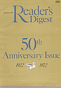 Readers Digest  - February 1972 (Image1)