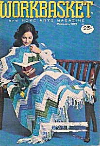 Workbasket and home arts magazine -  February 1974 (Image1)