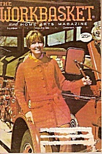 Workbasket and home arts magazine-  October 1972 (Image1)