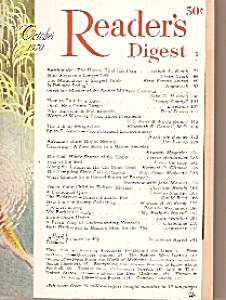 Reader's Digest -   October 1970 (Image1)