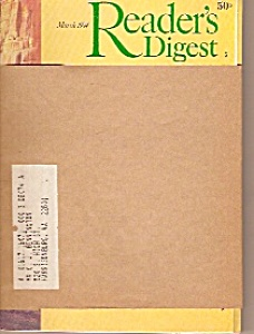 Reader's digest -  March 1974 (Image1)